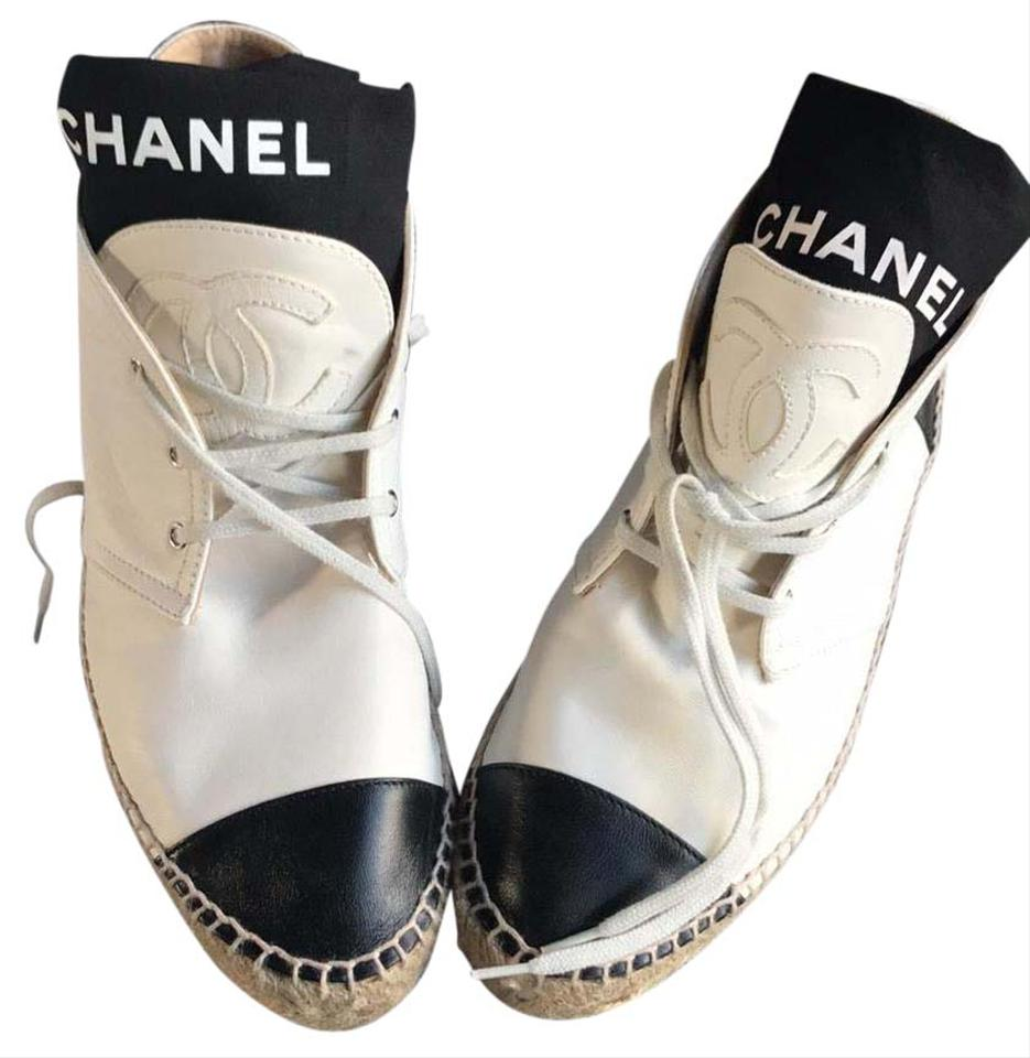 Chanel Espadrilles On Sale Up To 70 Off At Tradesy