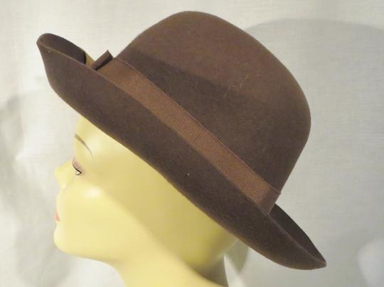 Chanel 1980s Chanel 'Ladylike' Felt Hat with Bow Image 4