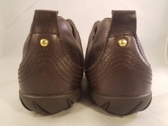 Mephisto Leather Walking BROWN Athletic Image 2