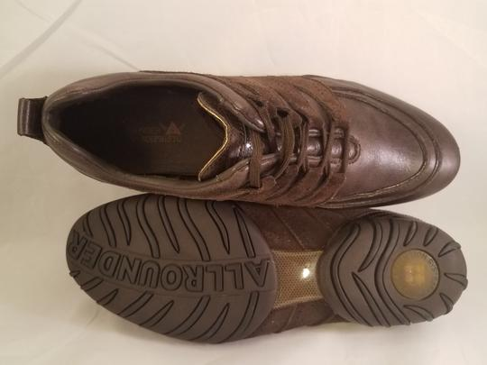 Mephisto Leather Walking BROWN Athletic Image 6