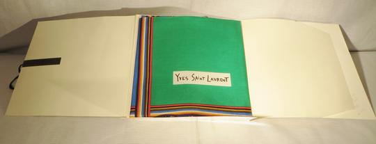 Saint Laurent Vintage Yves Saint Laurent Silk Scarf - Mint Condition - Origina Image 3