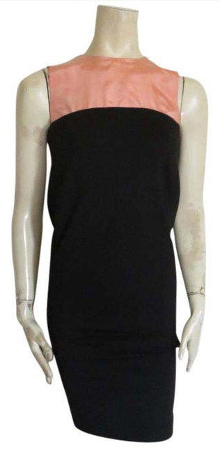 Balenciaga short dress BLACK/PALE PEACH on Tradesy Image 0