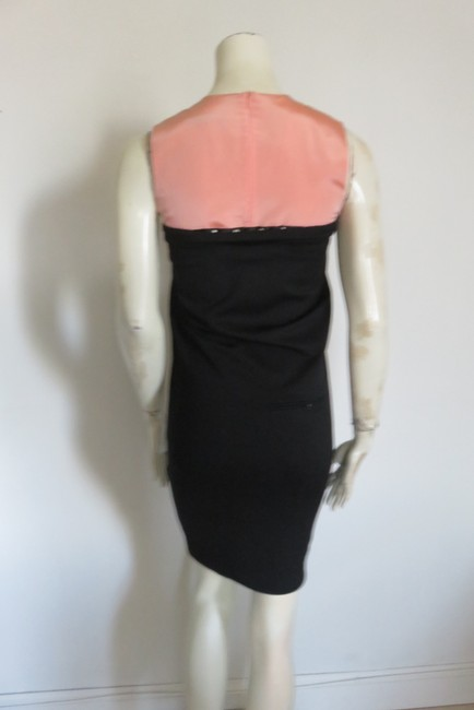 Balenciaga short dress BLACK/PALE PEACH on Tradesy Image 1