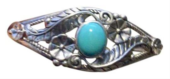Carolyn Pollack Carolyn Pollack Sleeping Blue Turquoise Vine Cuff Sterling Bracelet Image 0