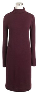 burgundy heather Maxi Dress by J.Crew