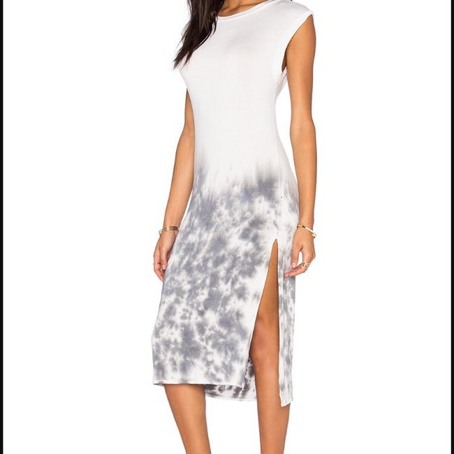 NYTT short dress White and Tye-Dye on Tradesy Image 1
