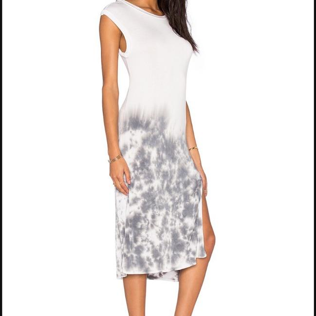NYTT short dress White and Tye-Dye on Tradesy Image 2