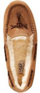 UGG Australia Chestnut Brown Flats