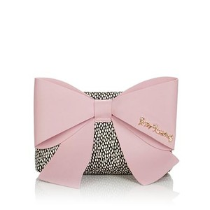 Betsey Johnson Blush Clutch