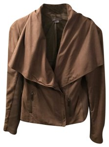 Vince Jacket Blazer Top Tan