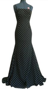 White by Vera Wang Dots Dress