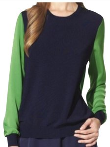 3.1 Phillip Lim for Target Two-tone Designer Top Green