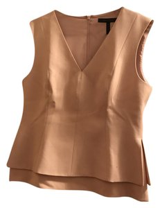 BCBGMAXAZRIA Top Salmon
