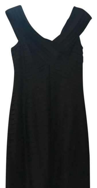 Preload https://img-static.tradesy.com/item/20853155/js-collections-black-x-mid-length-cocktail-dress-size-8-m-0-1-650-650.jpg