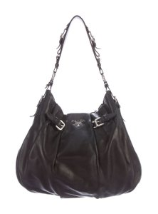 Prada Leather 100% Hobo Bag