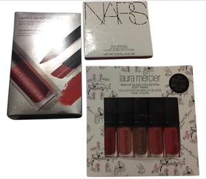 Laura Mercier / Nars Three Lip sets from Laura Mercier and Nars