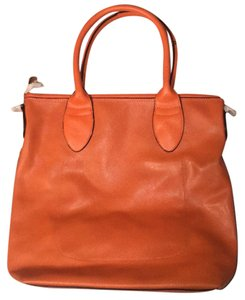JustFab Tote in orange