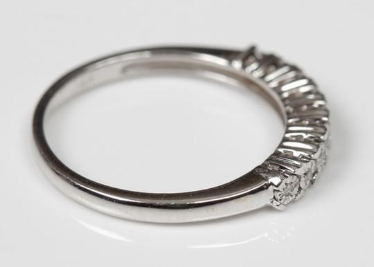 Other Sterling Silver Diamond Band Image 3