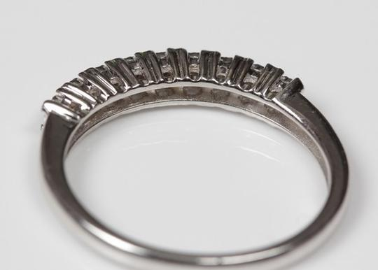 Other Sterling Silver Diamond Band Image 4