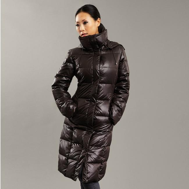Kenneth Cole Jacket Trench Puffer Coat Image 1