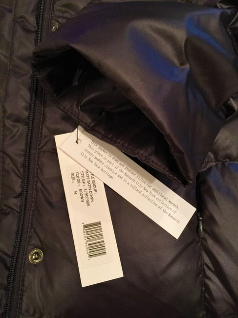 Kenneth Cole Jacket Trench Puffer Coat Image 4