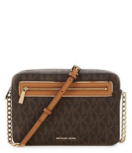 Michael Kors Signature Cross Body Bag