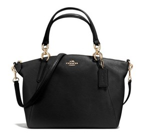 Coach F36675 Leather Kelsy Shoulder Bag