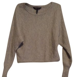BCBGMAXAZRIA Wool Grey Xs Sweater