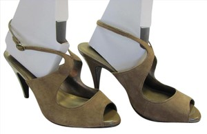 A. Marinelli Size 9.00 M Very Good Condition Light Brown, Sandals