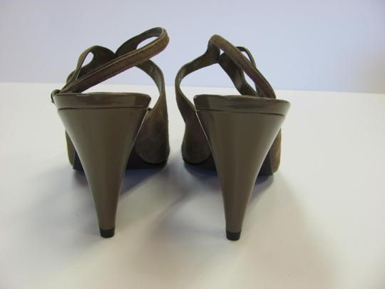 A. Marinelli Size 9.00 M Very Good Condition Light Brown, Sandals Image 3