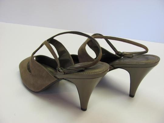 A. Marinelli Size 9.00 M Very Good Condition Light Brown, Sandals Image 5