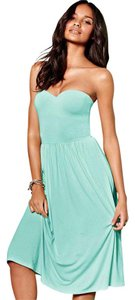 Victoria's Secret short dress Seafoam green on Tradesy