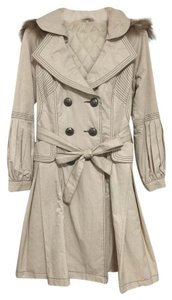 Max & Co. Trench Pleated Trench Coat