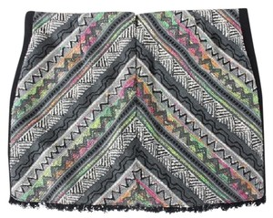 Urban Outfitters Staring At Stars Size Medium Mini Skirt Multi