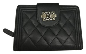 Chanel Chanel L-Zip Boy Wallet