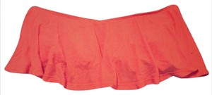 Nollie Pacsun Crop Super Soft Top orange