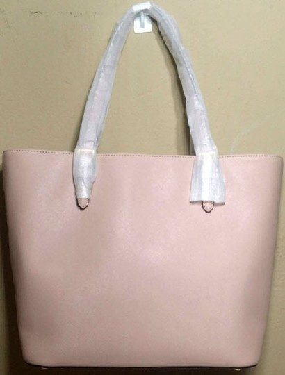Michael Kors Jet Set Item Snap Pocket Jet Set Travel Tote in pink Image 7