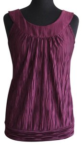 Maurices Modern Top Maroon