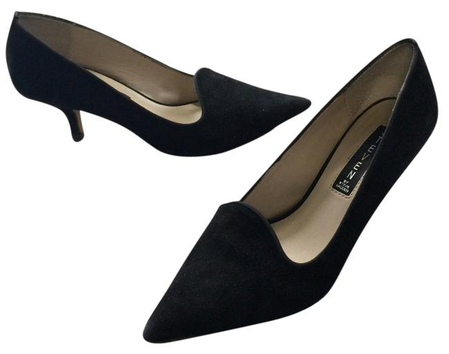 Item - Black Corry Pumps Size US 8 Regular (M, B)