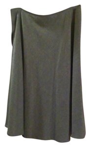 Lafayette 148 New York Skirt grey melange