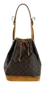 Louis Vuitton Noe Hobo Drawstring Bucket Shoulder Bag