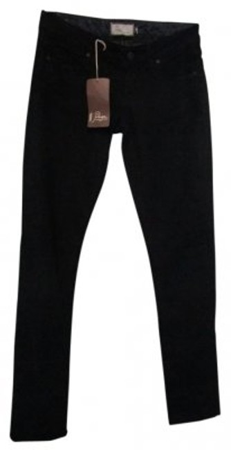 Preload https://img-static.tradesy.com/item/20855/paige-black-wash-dark-rinse-blue-heights-low-skinny-jeans-size-25-2-xs-0-0-650-650.jpg