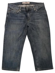JOE'S Jeans Capri/Cropped Denim-Medium Wash