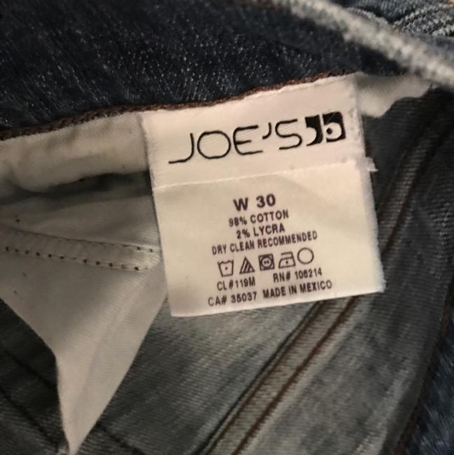 JOE'S Jeans Capri/Cropped Denim-Medium Wash Image 3