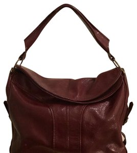 Anthropologie Tote in Maroon
