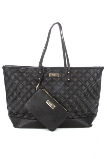 Preload https://img-static.tradesy.com/item/20855235/bcbg-paris-quilted-shopper-shoulder-bonus-coin-purse-black-faux-leather-tote-0-0-540-540.jpg
