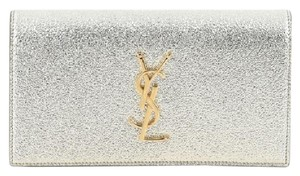 Saint Laurent Classic Leather Clutch