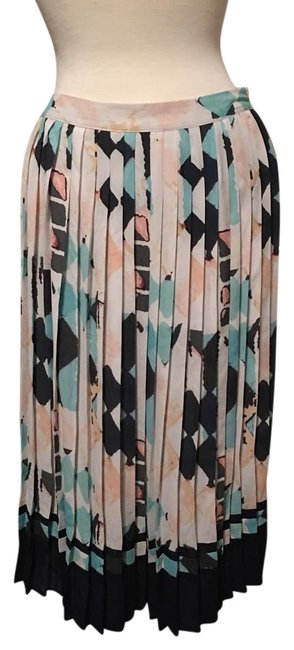Preload https://img-static.tradesy.com/item/20855359/sugarlips-multicolor-pleated-with-zipper-knee-length-skirt-size-10-m-31-0-1-650-650.jpg