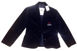 Hollister Navy Blazer