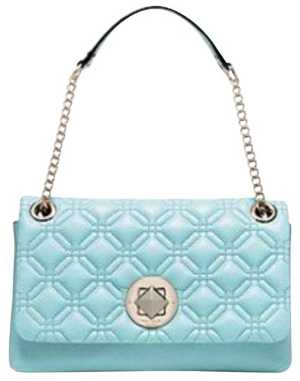 Preload https://img-static.tradesy.com/item/20855616/kate-spade-astor-court-cynthia-blue-leather-shoulder-bag-0-1-540-540.jpg